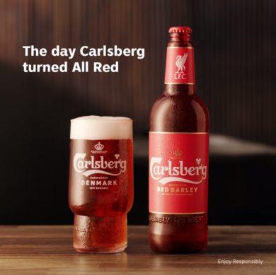 Carlsberg red